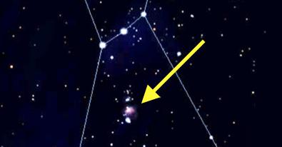 Mapa de Orion