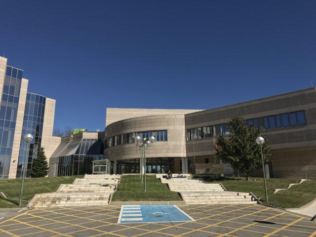 edificio del ICMM